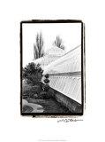 Conservatory IV Premium Giclee Print by Laura Denardo