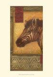 Grasslands Batik III Posters by Ethan Harper