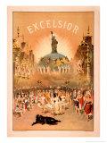 Excelsior Posters av  Forbes Co.