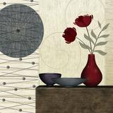 Soliflore II Láminas por Linda Wood