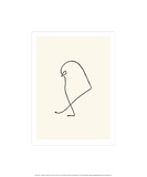 Le Moineau, circa 1907 Serigrafia di Pablo Picasso
