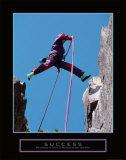 Success: Rock jumper Poster