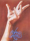 Roland Garros, 1994 Reproduction pour collectionneur par Ernest Pignon-Ernest