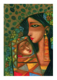 Madonna Collectable Print by Peter Mitchev