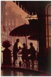 Diner A Deux Art by Denis Nolet