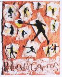 Roland Garros, 2003 Collectable Print by Jane Hammond
