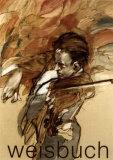 Il violinista Poster di Claude Weisbuch