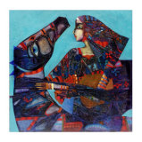 Horse Play Limited Edition by Peter Mitchev