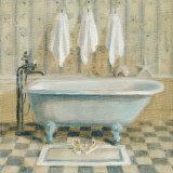 Victorian Bath IV Julisteet tekijänä Danhui Nai
