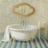 Victorian Bath II Art by Danhui Nai