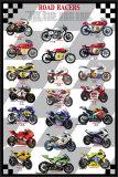 I piloti|Roadracers Stampe
