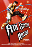 Air Guitar Nation- Red Poster