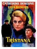 Tristana Masterprint