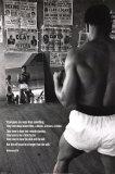 Muhammad Ali - Ginástica Pôsters