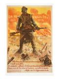 Par Deux Fois J'Ai Tenu Et Vaincu Sur La Marne Posters by Maurice Neumont
