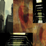 Light and Steel 14 Collectable Print by Peter Kitchell