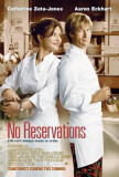No Reservations Plakat
