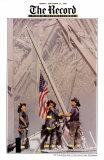 Ground Zero, NYFD Lámina por Thomas E. Franklin