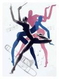 Jazz Dance, 1937 Gicléetryck