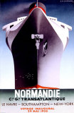 Normandie Giclée-Druck