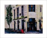 Imágenes de calles Láminas por David Dean