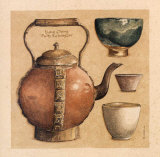 Tetera I Láminas por Laurence David