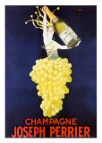 Champagne Joseph Perrier Art par Colette Stall