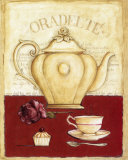 Oradelte - petit gâteau Posters par G.p. Mepas