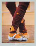 Jambières de danseuse Posters par Harvey Edwards