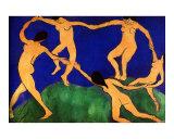 Dance I Giclee-trykk av Henri Matisse