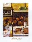 Kupferkessel Kunstdrucke von Deborah Chabrian