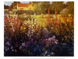 Farm Garden Pôsters por Philip Craig