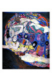 The Maiden Lámina giclée por Gustav Klimt