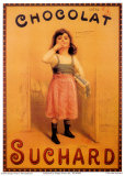 Choclat Suchard Posters