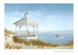 White Goose Cove Print by Daniel Pollera