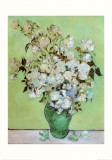 A Vase of Roses, c.1890 Posters por Vincent van Gogh
