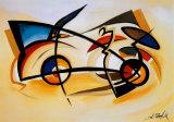 Mouvement continu Art par Alfred Gockel