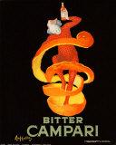 Bitter Campari Poster by Leonetto Cappiello