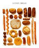 パン/穀物/麺 高品質プリント