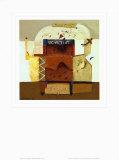 Gate to Paradise I Arte por Theo Den Boon