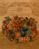 Toscana Prints by Pamela Gladding