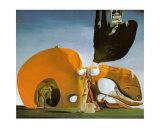 Birth of Liquid Desires, c.1932 Arte por Salvador Dalí