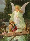 Heilige Schutzengel Plakater