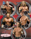 WWE Raw Posters