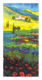 Poppies Forever III Posters by Anton Knorpel