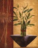Lucky Bamboo I Pôsters por Eugene Tava