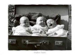Briefcase Triplets Láminas