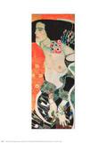 Judith Lámina por Gustav Klimt