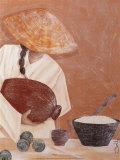 Der Reis Kunstdrucke von  Dothy