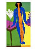 Zulma Reproduction procédé giclée par Henri Matisse